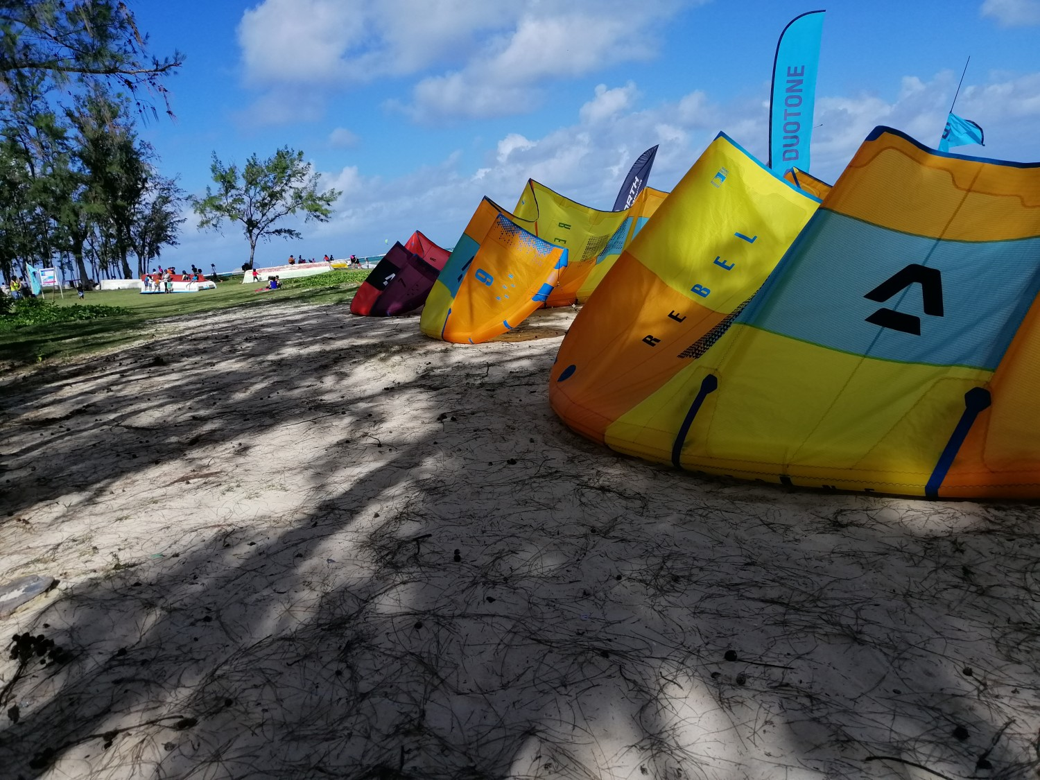 The nest Kite Surfing - Rodrigues